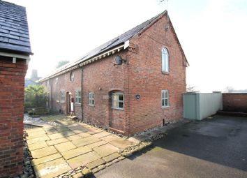 Thumbnail 4 bed barn conversion for sale in Holmes Chapel Road, Toft, Knutsford