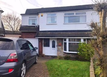 Thumbnail 5 bed semi-detached house to rent in Bridge Bank Road, Rochdale