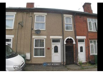 Thumbnail 2 bed terraced house to rent in Lower Somercotes, Alfreton