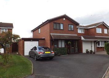 Thumbnail 3 bed detached house for sale in Devereux Close, Birmingham, West Midlands