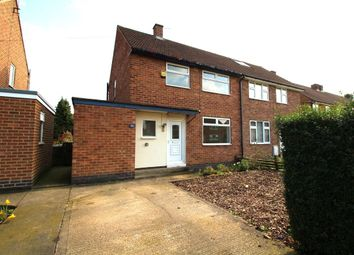 Thumbnail 2 bed semi-detached house for sale in Bramham Road, York