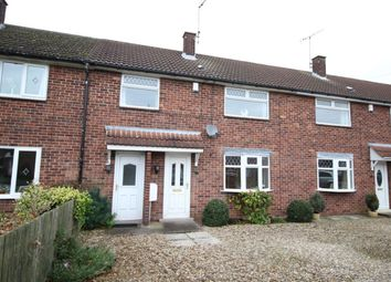 Thumbnail 3 bed terraced house for sale in Auchinleck Close, Driffield
