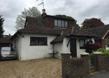 Thumbnail 2 bed detached house to rent in Church Road, Byfleet, Surrey