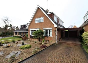 Thumbnail 3 bed detached house for sale in Derwent Road, Lightwater
