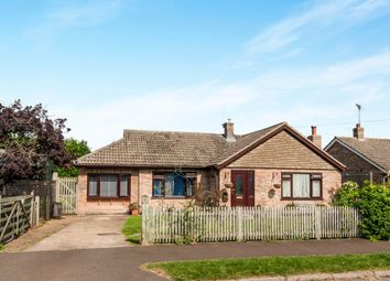 Thumbnail 3 bed detached bungalow for sale in St Edmund Road, Weeting, Brandon