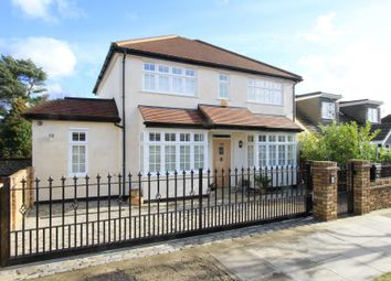 Thumbnail 5 bed detached house to rent in Lime Grove, Ruislip