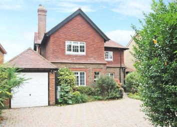 Thumbnail 5 bed detached house for sale in Old Manor Road, Rustington, West Sussex