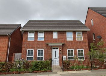 Thumbnail 4 bedroom detached house for sale in Hospital Road, Swinton, Manchester.