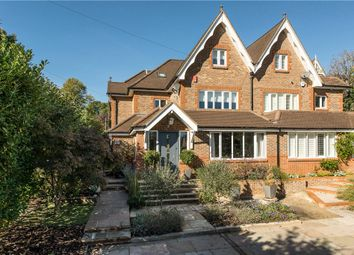 Thumbnail 5 bedroom semi-detached house for sale in Queensmere Road, Wimbledon