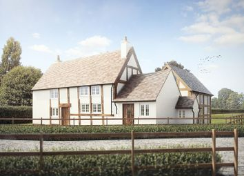 Thumbnail 3 bed detached house for sale in Barretts Lane, Balsall Common, Coventry