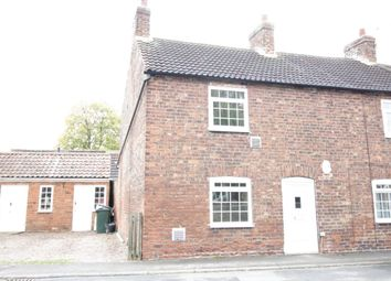Thumbnail 1 bedroom terraced house to rent in Church Street, Church Fenton, Tadcaster