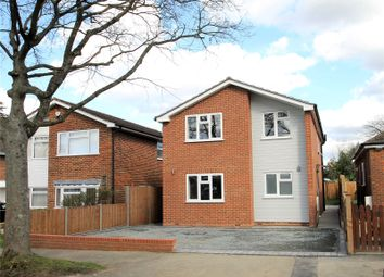 Thumbnail 4 bed detached house for sale in Village Green Avenue, Biggin Hill, Westerham