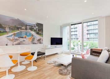 Thumbnail 2 bedroom flat to rent in Sloane Court East, London