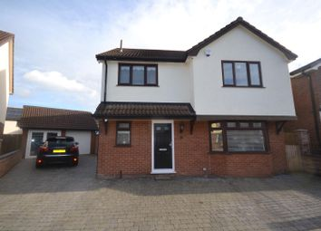 Thumbnail 4 bed detached house for sale in Castle Green, Kingswood, Warrington