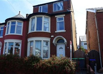 Thumbnail 4 bed semi-detached house for sale in Ansdell Road, Blackpool