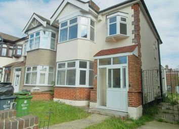 Thumbnail 4 bedroom semi-detached house to rent in Saville Road, Romford