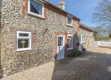Thumbnail 2 bed detached house for sale in Burnham Road, South Creake, Fakenham