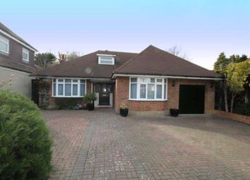 Thumbnail 3 bed detached bungalow for sale in Garlichill Road, Epsom