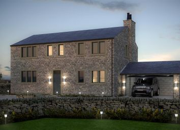 Thumbnail 5 bedroom detached house for sale in Upper Royd, Lane Ends Green, Hipperholme, Halifax