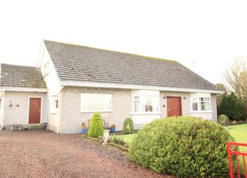 Thumbnail 4 bed detached house for sale in New Trows Road, Lesmahagow, Lanark