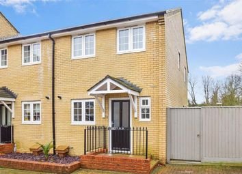 Thumbnail 3 bed end terrace house for sale in Atherley Park Close, Shanklin, Isle Of Wight