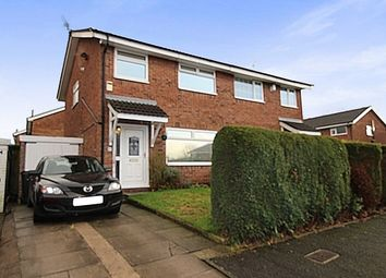 Thumbnail 3 bed semi-detached house for sale in Westbury Drive, Marple, Stockport