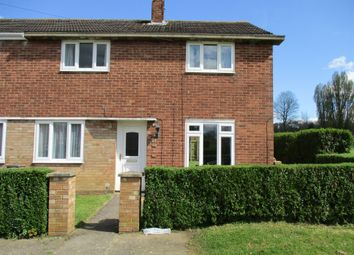 Thumbnail 3 bed semi-detached house for sale in Rutland Close, Corby