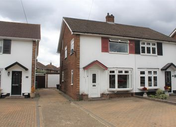 Wood Lane, Hornchurch, Essex RM12. 3 bed semi-detached house