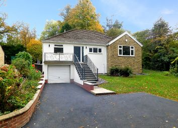 Thumbnail 3 bed detached bungalow for sale in Keighley Road, Frizinghall, Bradford