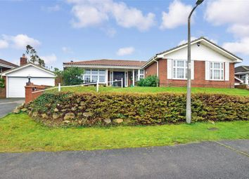 Thumbnail 4 bed detached bungalow for sale in Abbotts Close, Rochester, Kent