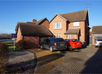 Thumbnail 5 bed detached house for sale in Downhall Park Way, Rayleigh