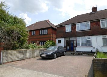 Thumbnail 4 bedroom semi-detached house for sale in Hook Rise South, Chessington