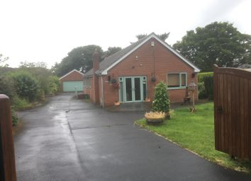 Thumbnail 4 bedroom detached bungalow for sale in Church Lane, Cayton