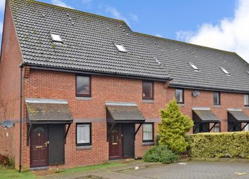 Thumbnail 2 bed town house to rent in Meon Close, Petersfield