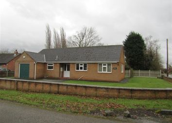 Thumbnail 2 bed detached bungalow for sale in Plantation Road, East Markham, Newark