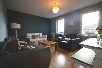 Thumbnail 2 bedroom flat to rent in South Fort Street, Edinburgh Available 24th April