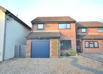 Thumbnail 3 bed detached house to rent in Pingles Road, North Wootton, King's Lynn
