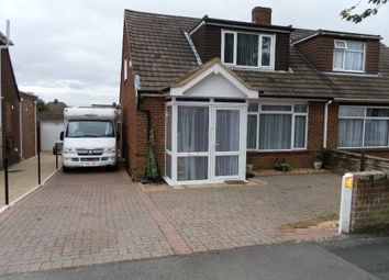 Thumbnail 3 bed semi-detached bungalow for sale in Linden Lea, Portchester