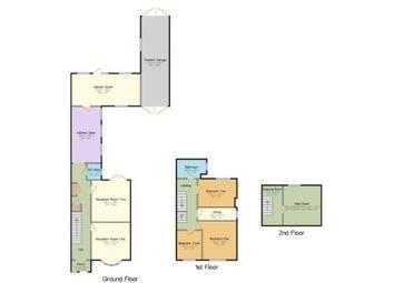 Thumbnail 4 bed detached house for sale in Hurcott Road, Kidderminster