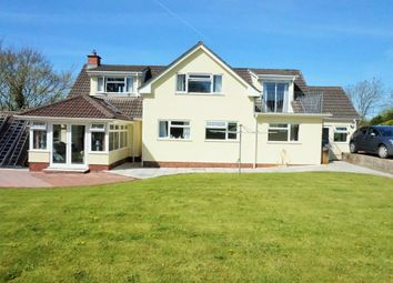 Thumbnail 5 bedroom detached house for sale in Northleigh Hill, Barnstaple