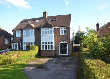 Thumbnail 4 bed semi-detached house for sale in Amersham Road, Little Chalfont, Amersham
