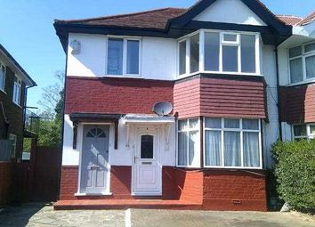 Thumbnail 2 bed maisonette for sale in Everton Drive, Stanmore