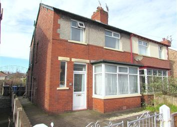 Thumbnail 3 bed property for sale in Agnew Road, Fleetwood