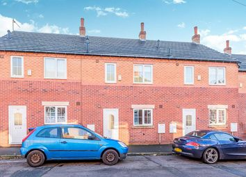 Thumbnail 3 bed property for sale in Strangman Street, Leek