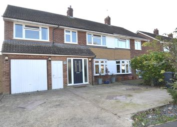 Thumbnail 4 bed semi-detached house for sale in Field Way, Hoddesdon
