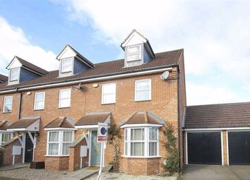 Thumbnail 3 bed town house to rent in Kendall Place, Medbourne, Milton Keynes