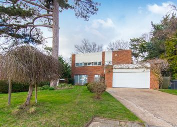 Thumbnail 4 bed detached house for sale in Lord Chancellor Walk, Kingston Upon Thames
