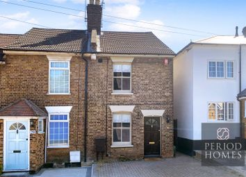 Thumbnail 2 bed end terrace house for sale in Milton Road, Warley, Brentwood