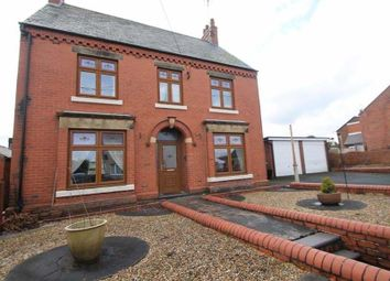 Thumbnail 4 bed detached house for sale in Chapel Street, Penycae, Wrexham