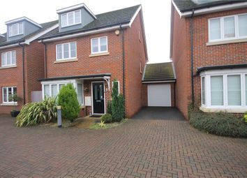 Thumbnail 4 bed detached house for sale in St. Anns Mews, Chertsey, Surrey